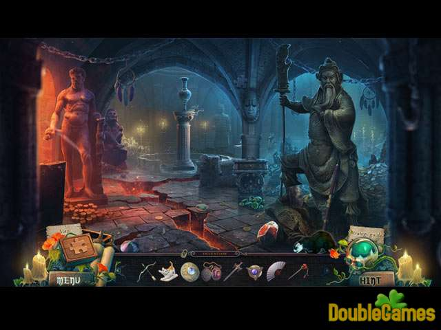 Free Download Witches' Legacy: Covered by the Night Collector's Edition Screenshot 1