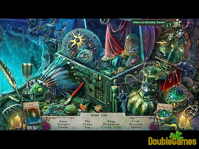 Free Download Witches' Legacy: Hunter and the Hunted Collector's Edition Screenshot 1