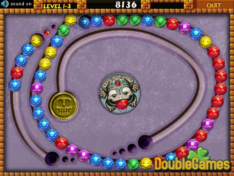 zuma deluxe free online game no