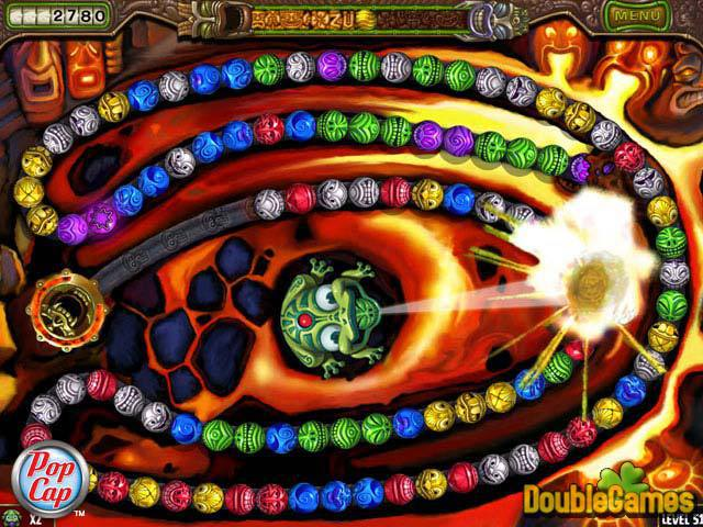 دانلود بازی zuma deluxe برای کامپیوتر ورژن جدید