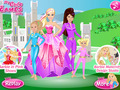 Free Download Barbie Super Sisters Screenshot 3