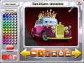 Free Download Cars 2 Color. Characters Screenshot 2