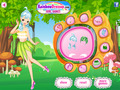 Free Download Charming Looking Fairy Screenshot 1