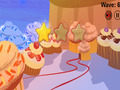 Free Download Cupcakes VS Veggies Screenshot 1