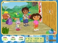 Free Download Dora the Explorer: Find the Alphabets Screenshot 1