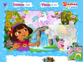 Free Download Dora the Explorer: Jolly Jigsaw Screenshot 3
