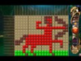 Free Download Fantasy Mosaics 11: Fleeing from Dinosaurs Screenshot 1