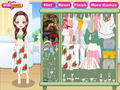 Free Download Flowershop Dressup Screenshot 1