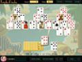 Free Download Great Escapes Solitaire Screenshot 2