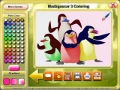 Free Download Madagascar 3 Coloring Screenshot 3