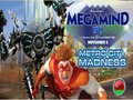 Free Download Megamind. Metro City Madness Screenshot 1