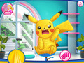 Free Download Pikachu Doctor And Dress Up Screenshot 1