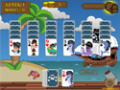 Free Download Pirate Solitaire Screenshot 1
