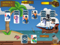 Free Download Pirate Solitaire Screenshot 2