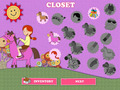 Free Download Pony  Adventure. Girl With Album Screenshot 2