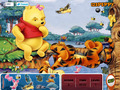 Free Download Pooh and Friends. Hidden Objects Screenshot 2