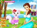 Free Download Princesse Belle Kitten Caring Screenshot 3