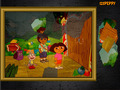 Free Download Puzzlemania. Dora and Diego Screenshot 3