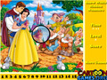 Free Download Snow White Hidden Numbers Screenshot 2