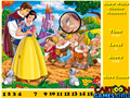 Free Download Snow White Hidden Numbers Screenshot 3