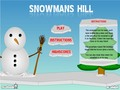 Free Download Snowmans Hill Screenshot 1