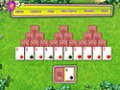 Free Download Summer Tri-Peaks Solitaire Screenshot 2