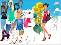 Free Download Sunflower Dressup Screenshot 3