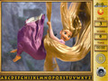 Free Download Tangled. Hidden Alphabets Screenshot 3