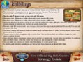 Free Download The TimeBuilders: Pyramid Rising 2 Strategy Guide Screenshot 1