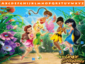Free Download Tinkerbell. Hidden Alphabets Screenshot 1
