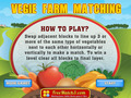 Free Download Vegie Farm Matching Screenshot 1