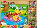 Free Download Winnie, Tigger and Piglet: Colormath Game Screenshot 3