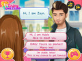 Free Download Zayn Malik Date Simulator Screenshot 3